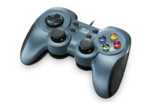 Logitech Rumble Gamepad F510