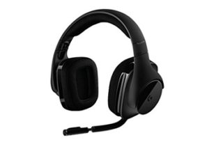 Logitech G533 Wireless Headset Software, Driver, Setup-Guide