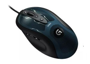 Logitech G400s Software