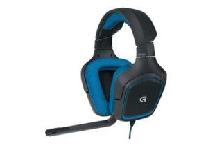 Logitech G430 Headset Driver